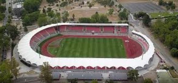 Estadio Fiscal de Talca - Chile